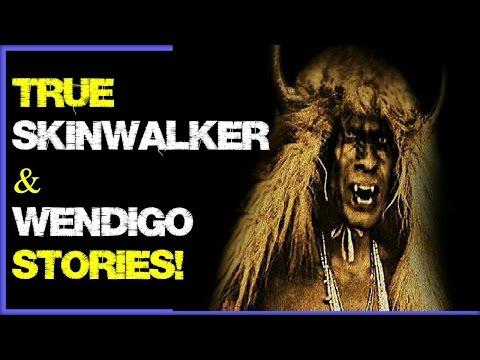 2 REAL Skin-walker & Wendigo Horrifying Stories! | Camping/Backpacking!
