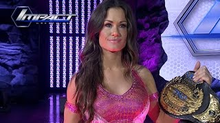 Brooke Gets Some Unexpected Help After Taryn Demands The Title Back (Jul. 22, 2015)