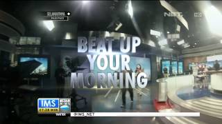 Behind The Scene Indonesia Morning Show - IMS