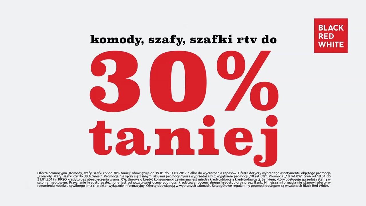 Wybrane Komody Szafy Szafki Rtv Do 30 Taniej W 10 Ratach 0