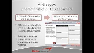 Learning Theories of adult