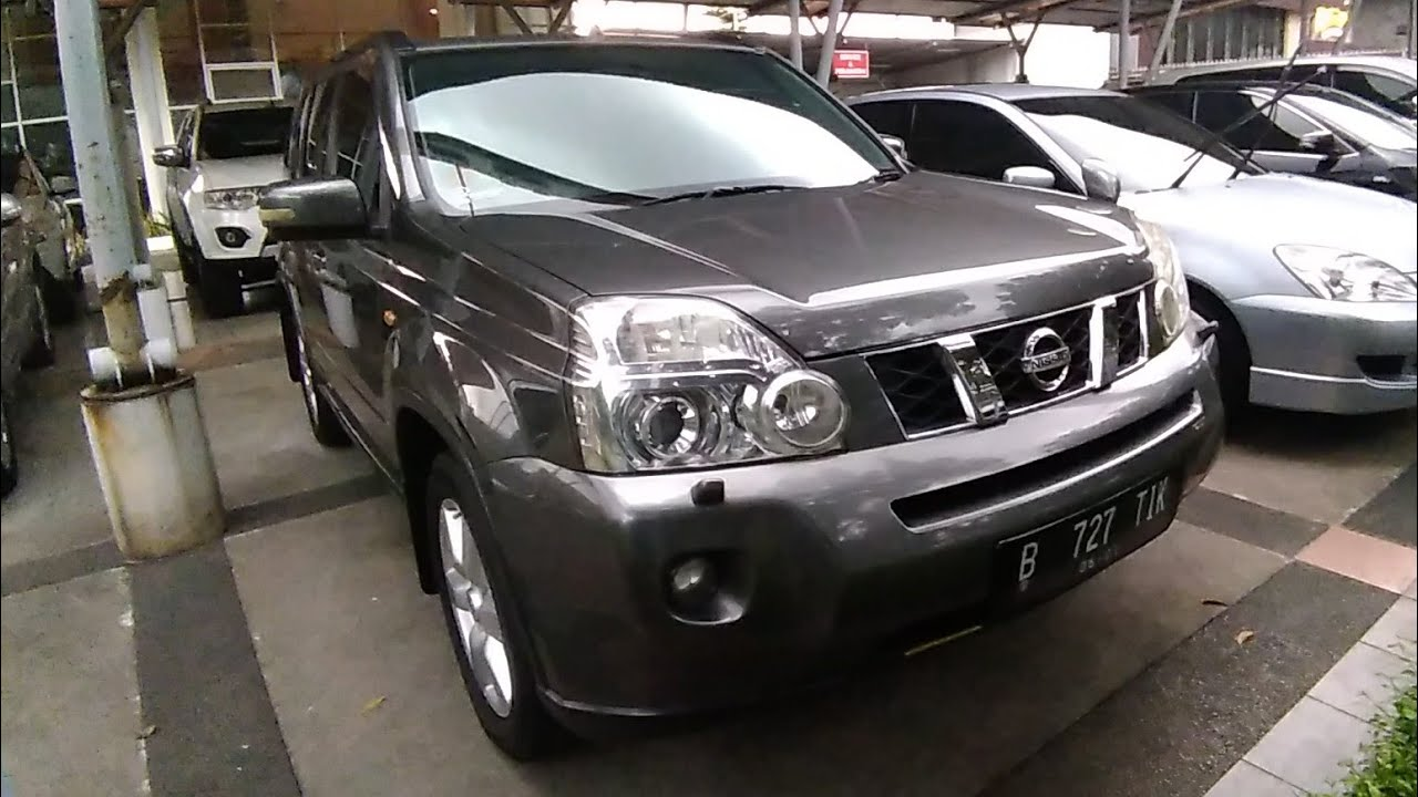 Nissan X Trail T31 25 ST 2011 Start Up Review Indonesia YouTube
