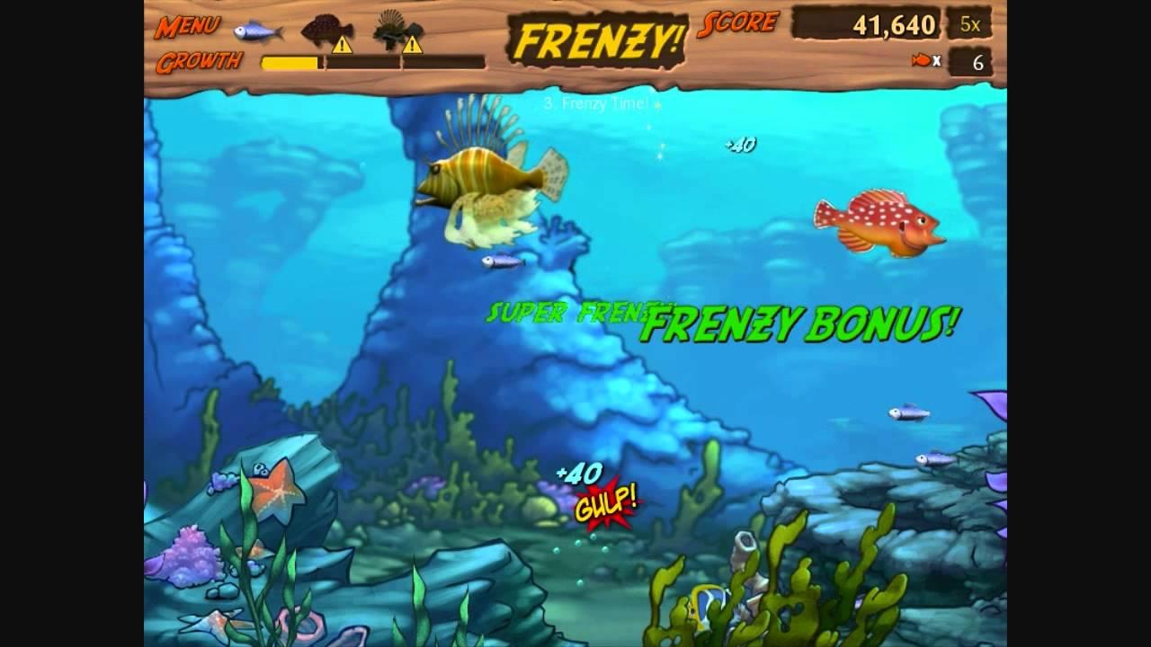Frenzy Fish