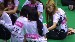 180820 Tzuyu dahyun momo chaeyoung jungyeon #ISAC2018 #8