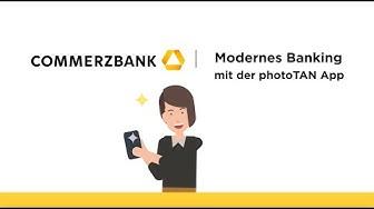 Die neue photoTAN App der Commerzbank. Jetzt mit Push Funktion!