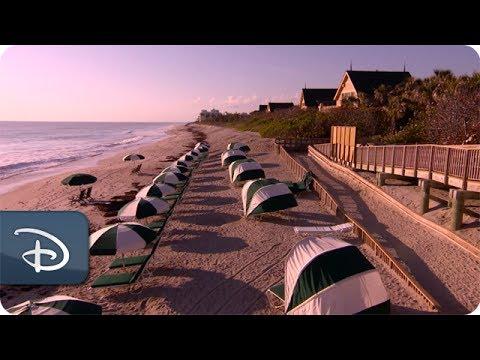 Best Views From Disney Resorts: Disney's Vero Beach Resort   Disney Vacation Club