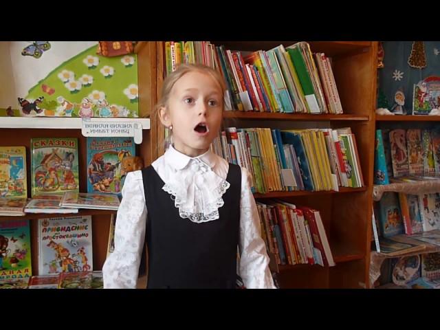 Изображение предпросмотра прочтения – СветланаПершукевич читает произведение «Крестьянские дети» Н.А.Некрасова