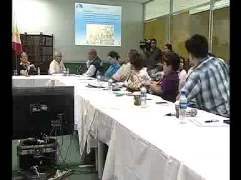 Briefing on the Effects of Typhoon Pablo 12/07/2012