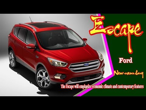 2020 Ford Escape | 2020 Ford Escape Titanium | 2019  ford escape hybrid | new cars buy