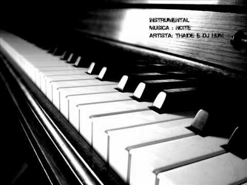 Thaíde & Dj Hum - Instrumental - Noite