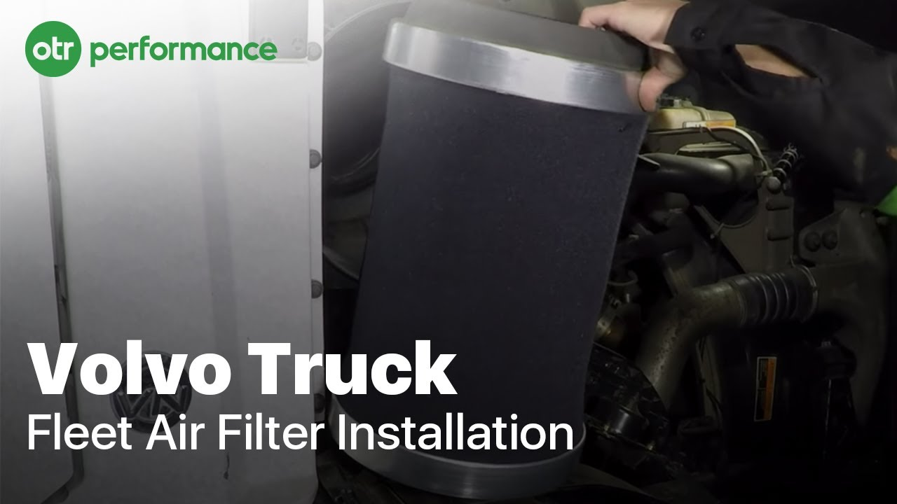 Volvo Truck Fleet Air Filter How To Otr Performance Youtube Peterson Fuel Filters
