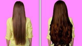 видео Правила ухода за волосами