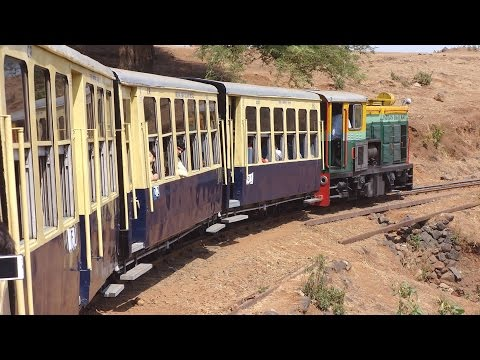 MATHERAN TOY TRAIN : Full Journey Scenic Coverage from Matheran to Neral !!!