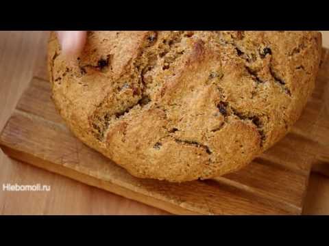 Бездрожжевой хлеб из пророщенной пшеницы на закваске