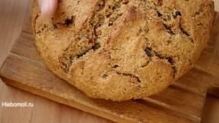 Ирландский содовый хлеб, цельнозерновой