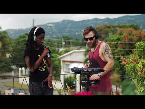 Jah9 & DUB FX  Steamers A Bubble dubplate
