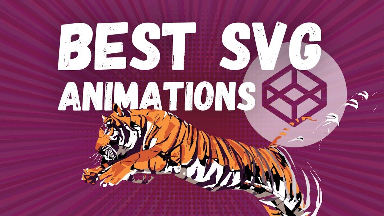 Best svg animations, best animations in svg from codepen