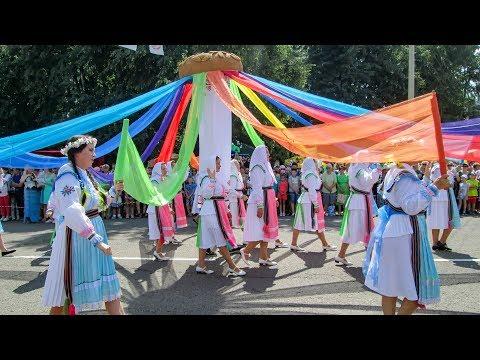 Бендериада - 2019. Карнавальное шествие. Козьмодемьянск. 27 июля 2019