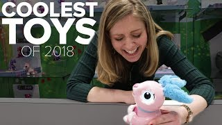 Robots and poop everywhere at Toy Fair 2018