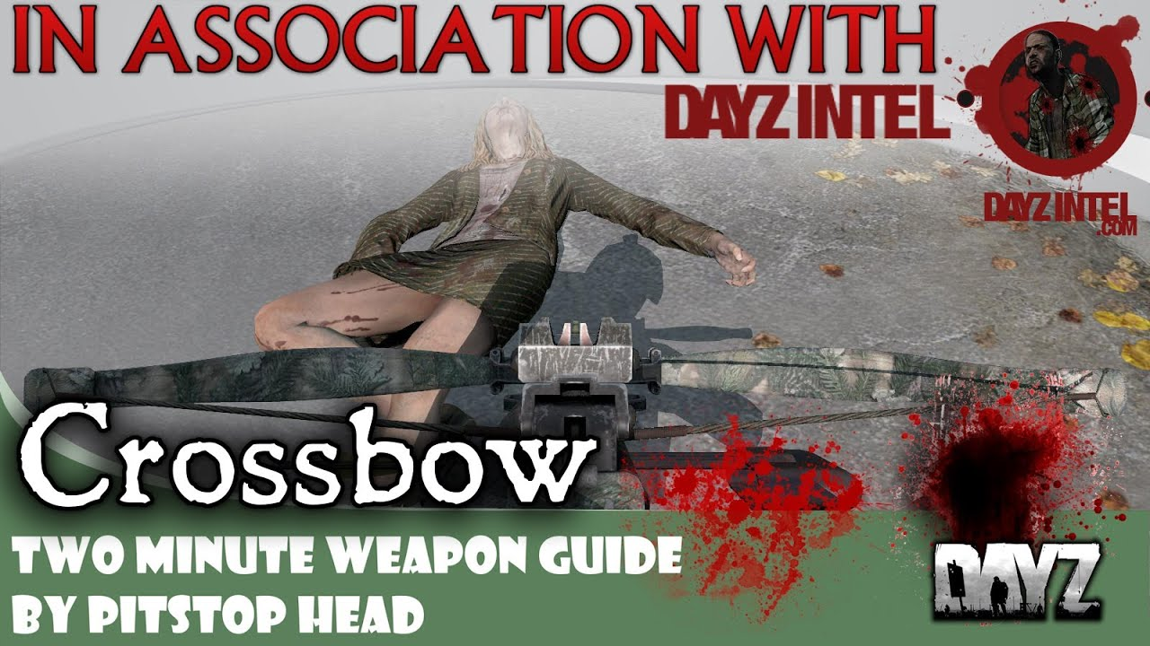 Download Dayz Standalone Crossbow Weapon Guide