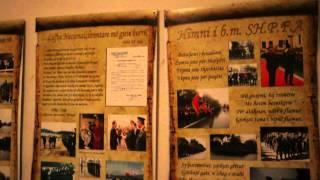 Бункер BUNK'ART в Тиране. Видео 5(, 2014-12-17T13:42:21.000Z)