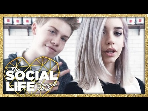 AMANDA STEELE'S THE SOCIAL LIFE EP 2  PACKING FOR PLAYLIST