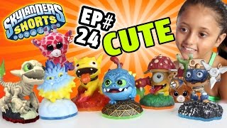 Skylanders Shorts: Episode 24: A Cute Team Nightmare!  (Beanie Boos Take-Over?)