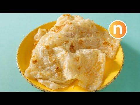 Roti Canai   Roti Pratha   马来千层饼 [Nyonya Cooking]