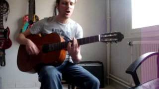 SCORPIONS - Still loving you - cover (guitar + Voice)
