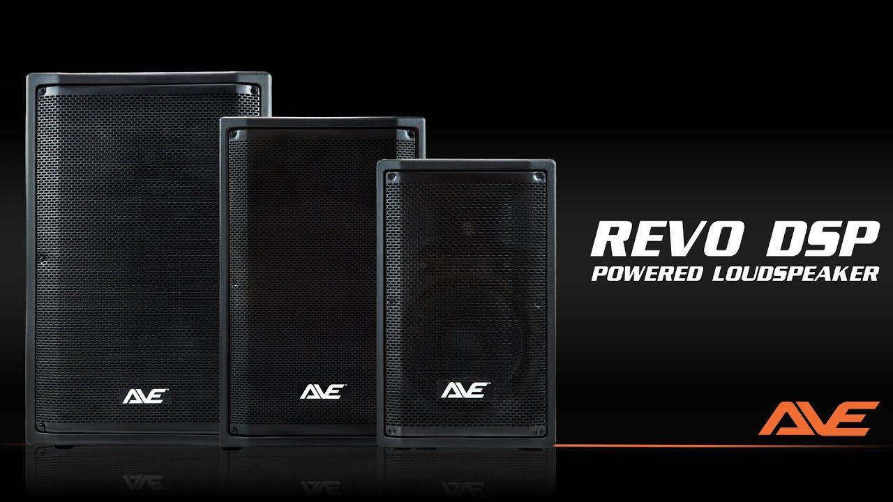 AVE Revo 12 DSP 12