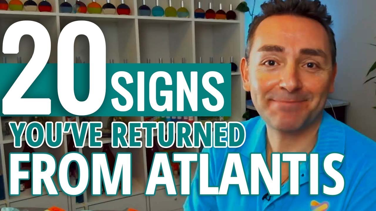Do You Have An Atlantean Soul? 20 Signs You've Returned From Atlantis