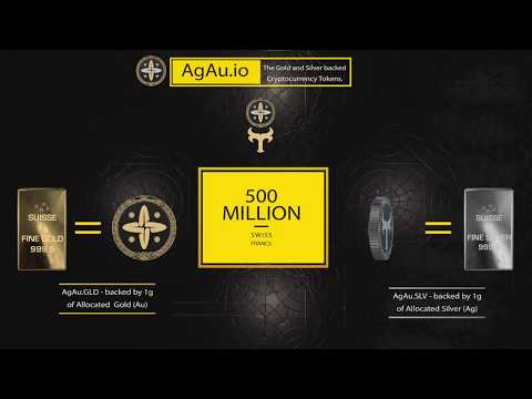 AgAu - The Crypto Gold Standard