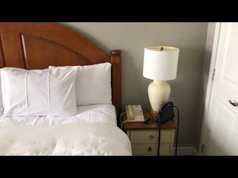 Blue Mountains Collingwood Ontario Canada Seasons Inn Hotel Room Review
