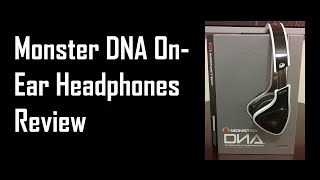 Monster DNA On-Ear Headphones Long-term Review: Recommend?