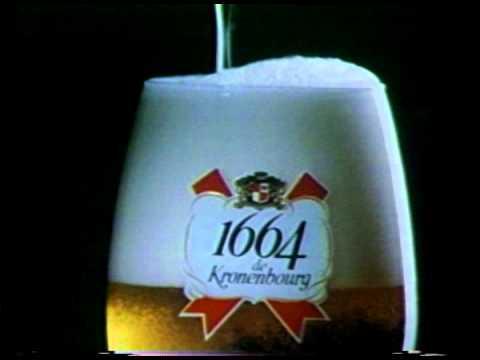 Kronenberg Beer Advertisement 1980's