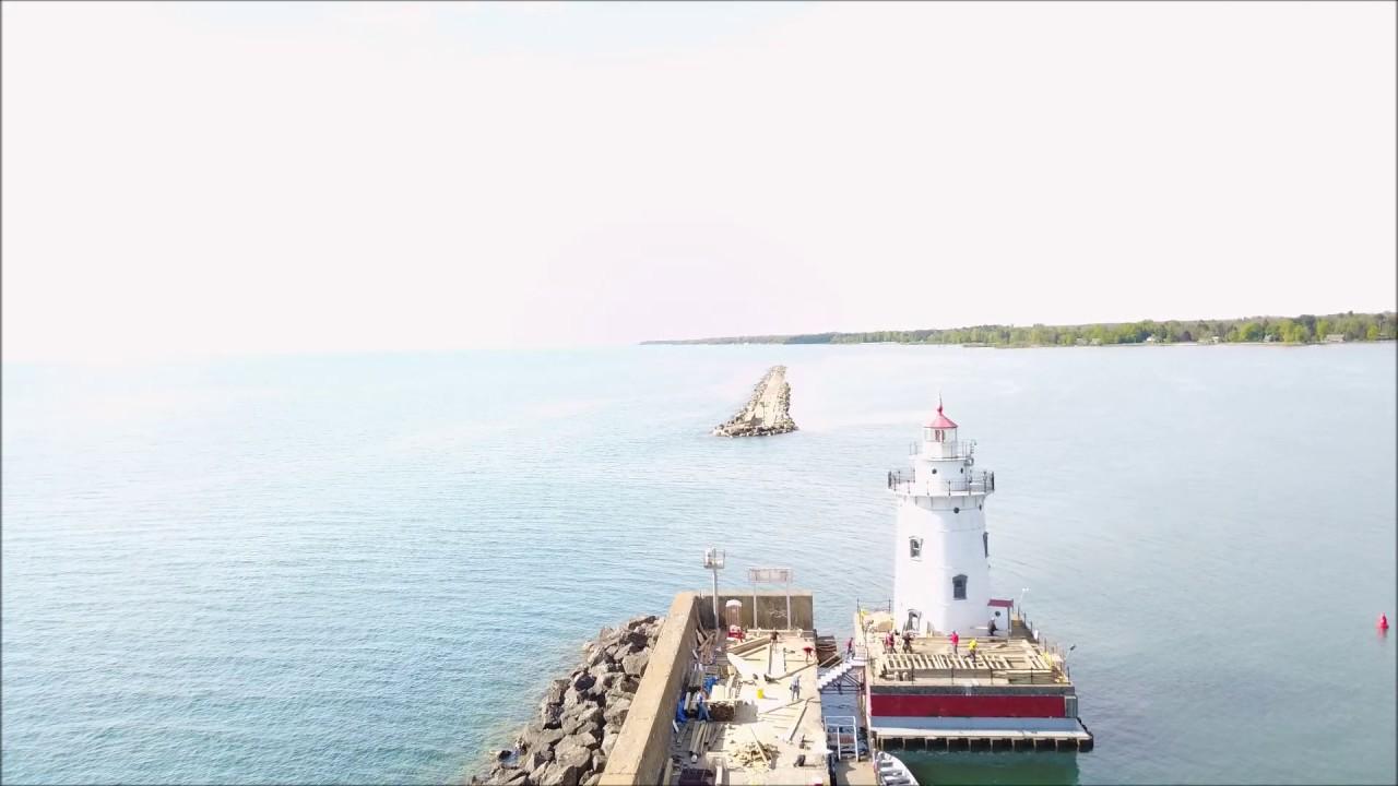Harbor Beach Mi Lighthouse