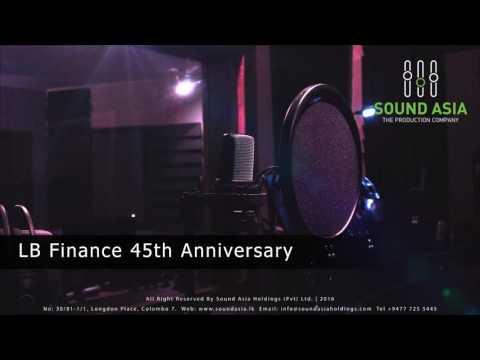 LB Finance 45th Anniversary