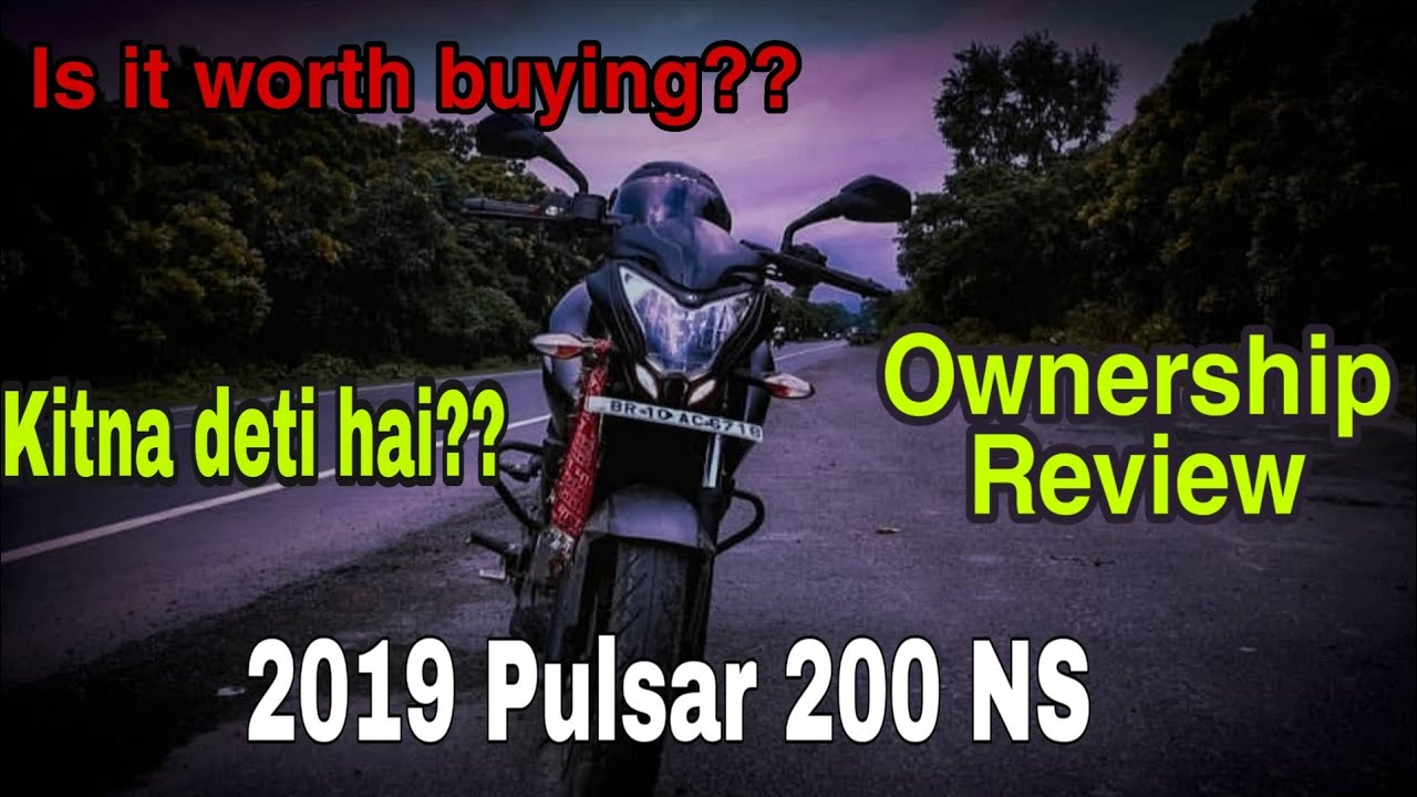2019 Pulsar NS 200 long term ownership review |Watch this video before buying Pulsar |Price, Mileage