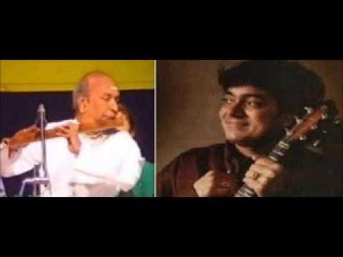 Vidwan ShriN Ramani & Vidwan ShriU SrinivasDuet RTP Ragam Kalyani