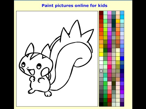 Free Pokemon Coloring Pages For Kids Pokemon Coloring