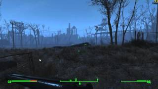 Fallout 4 Core i5 2400 GTX660 on 4K monitor