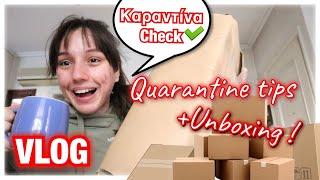 Quarantine Vlog | Marianna Grfld
