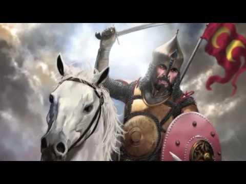First Showdowns - Crusade begin in the Holy Land - from Nick Garrett's Just Tell me the Truth...