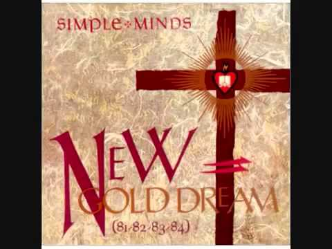 Promised You A Miracle   Simple Minds