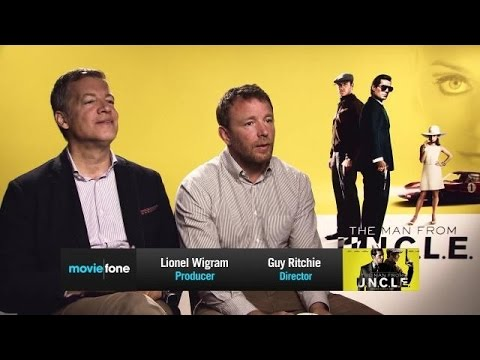 'Man from UNCLE' Interview - Guy Ritchie & Lionel Wigram
