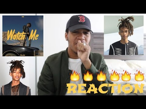 Jaden Smith - Watch Me - REACTION