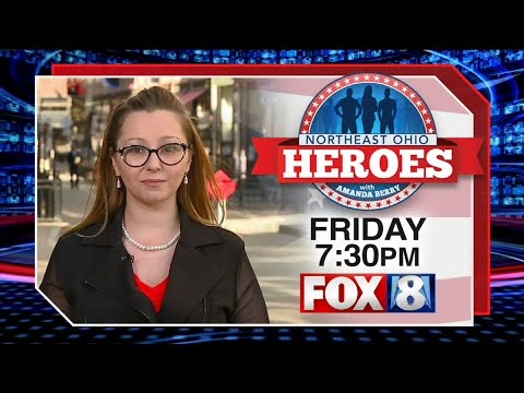 Amanda Berry Northeast Ohio heroes