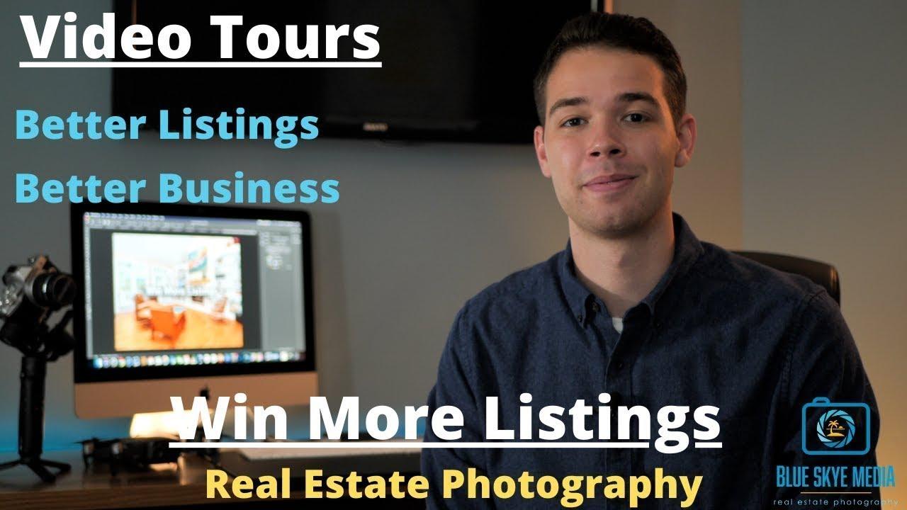 Video Tours are a Realtors BEST Content Asset