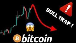 BITCOIN NE VOUS FAITES PAS PIÉGER PAR CETTE HAUSSE ! + ETH/LTC/EOS/XRP analyse btc crypto monnaie fr