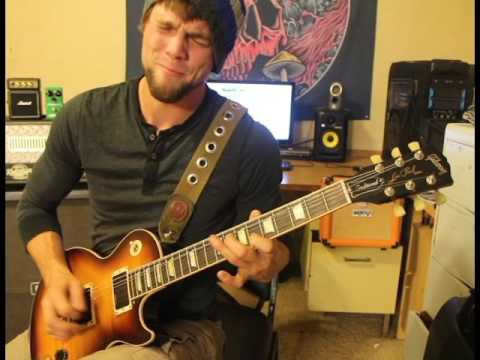 Kiesel Guitar Contest Entry - Andy Martin #kieselsolocontest